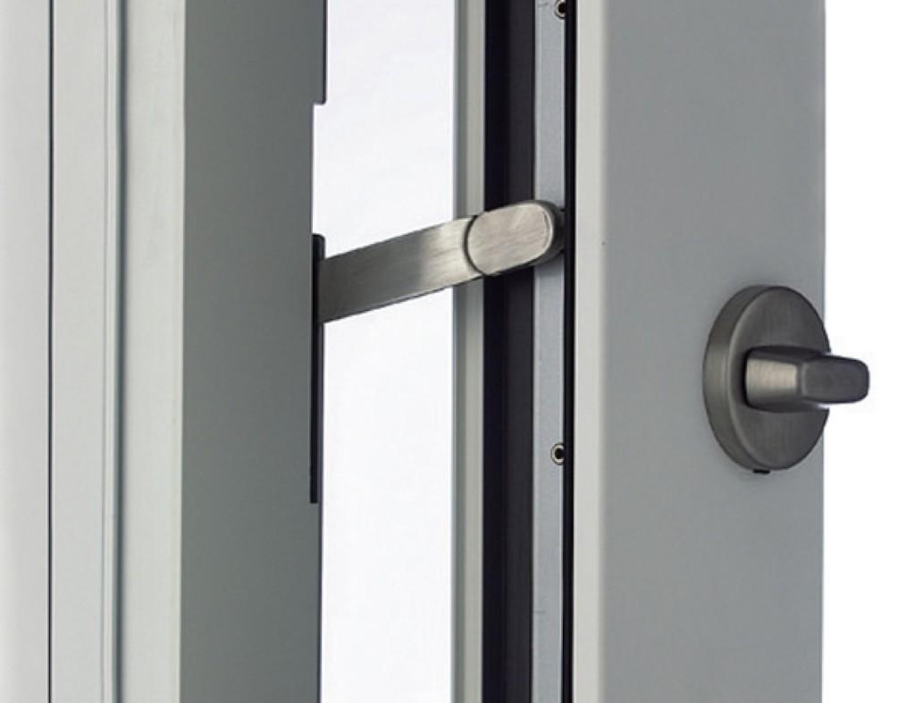 Einbruchschutz Türsperre
