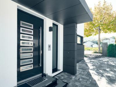 Alu Haustüren von Internorm Lebsack