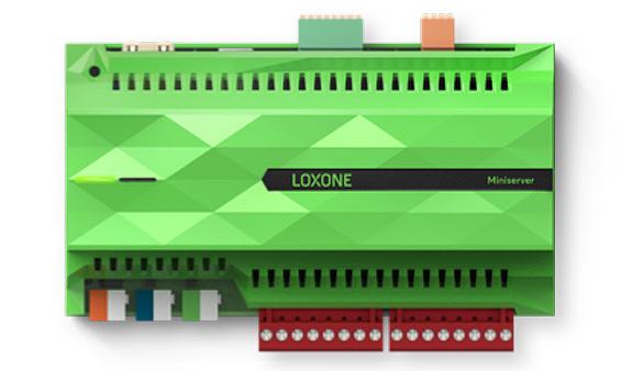 Loxone Server Lebsack und Söhne