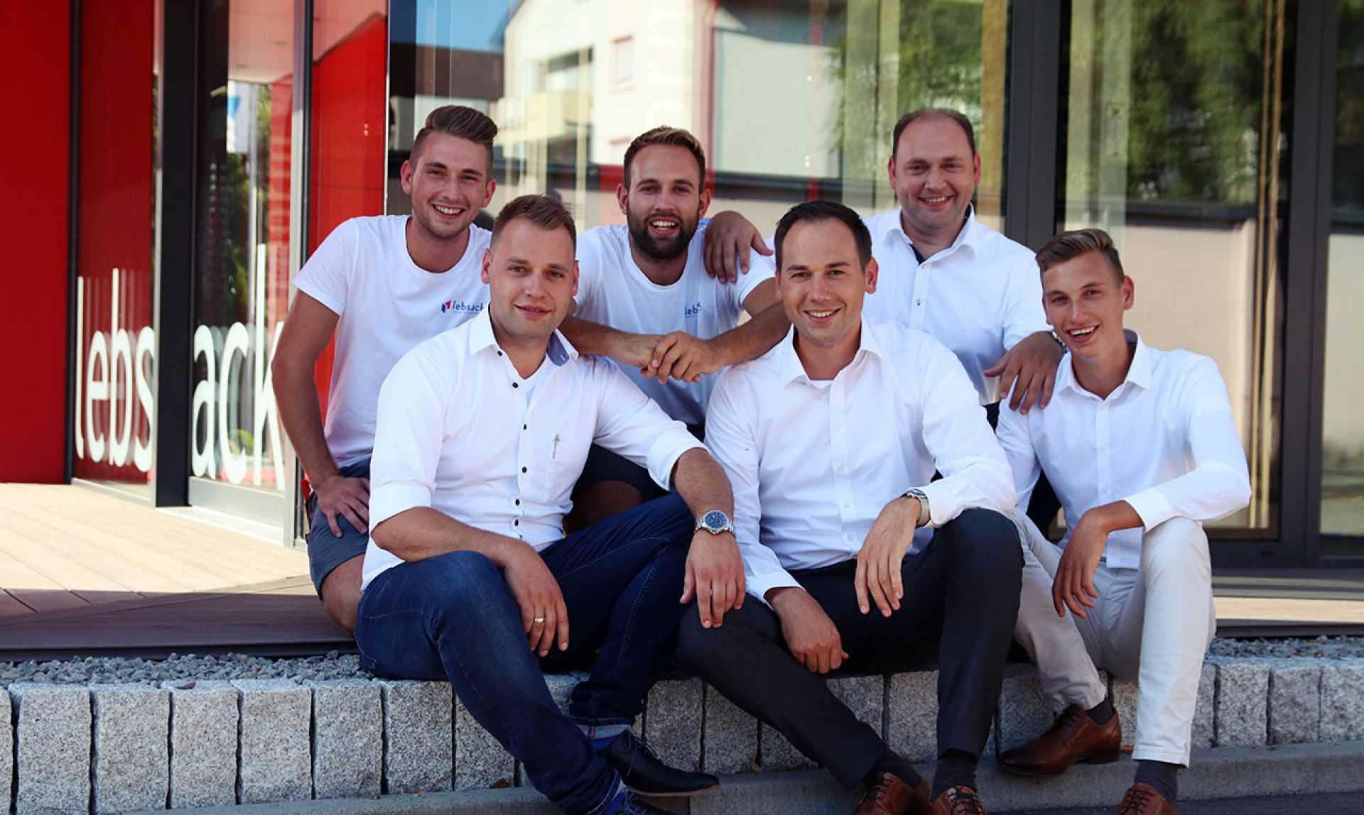Teambild Lebsack Ingelfingen