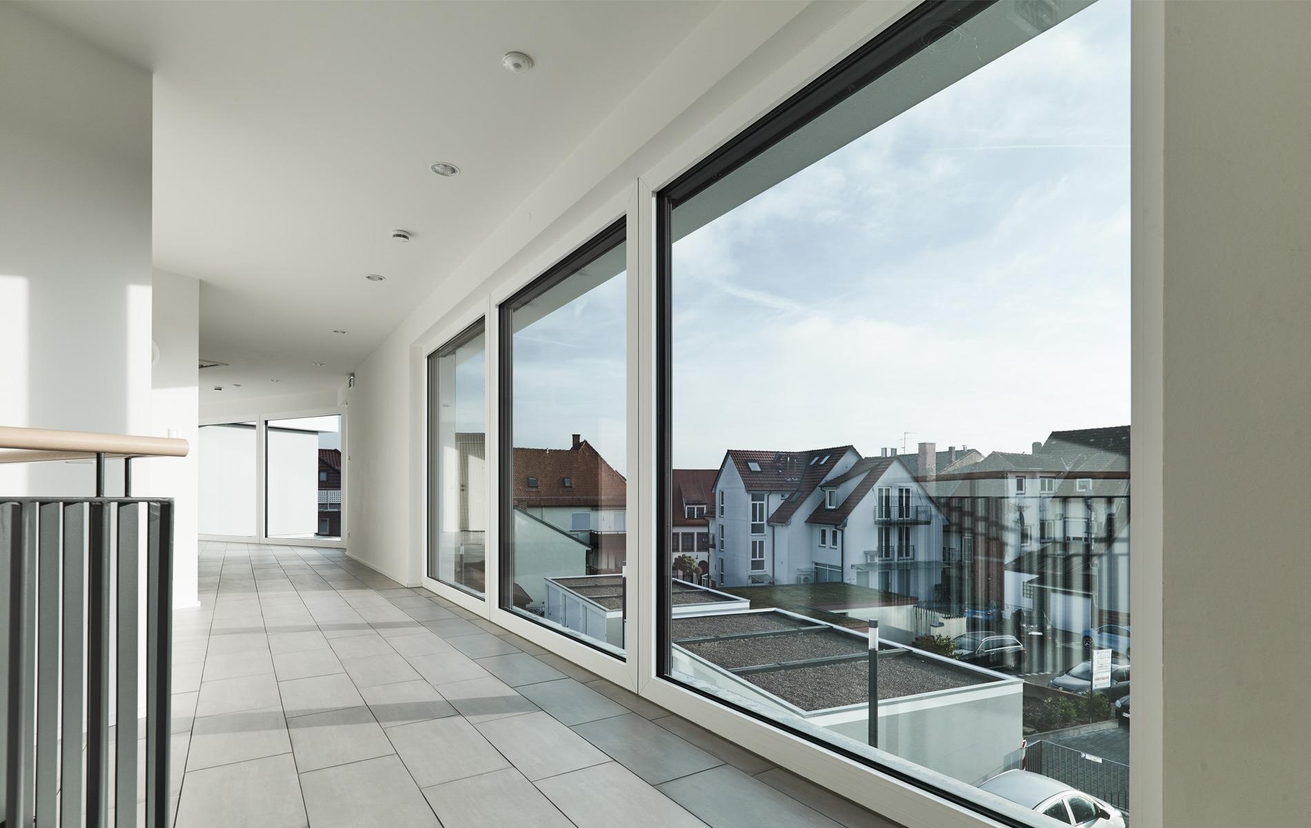 Kunststoff Alu Fenster Lebsack und Söhne