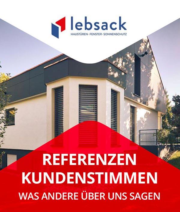 Referenzen Kunden Lebsack