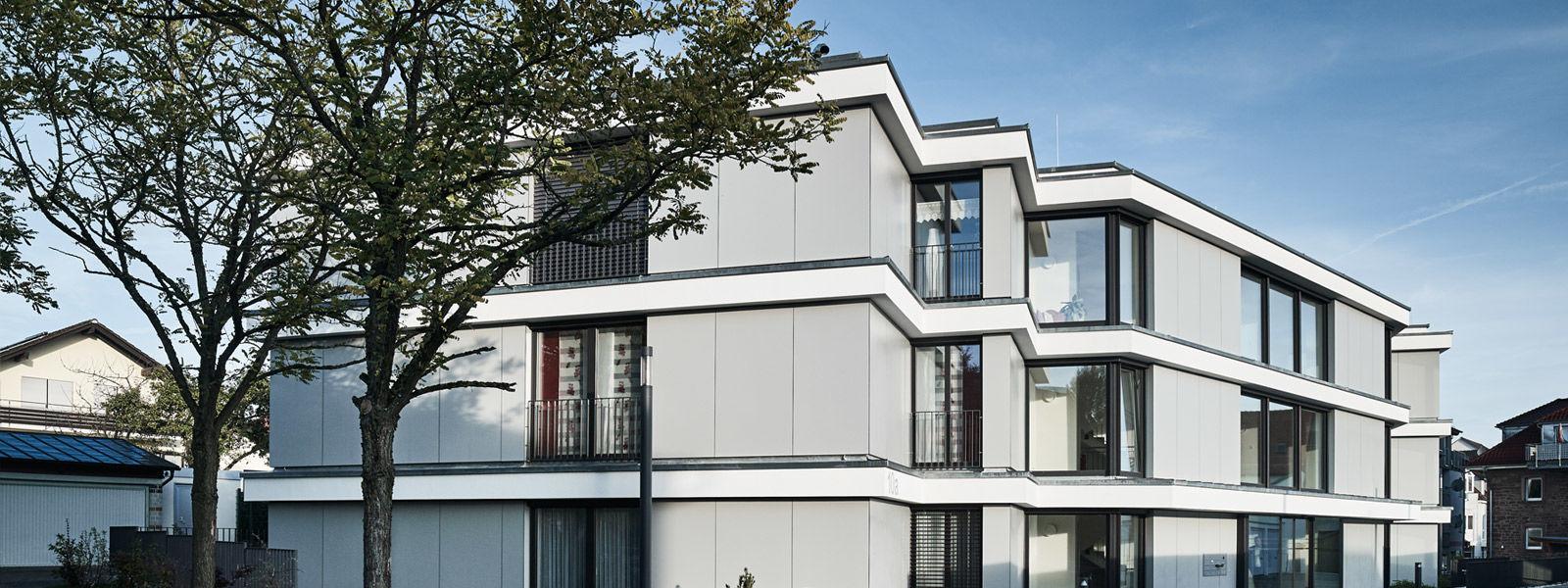 Kunststoff-Alu-Fenster von der Firma Lebsack und Söhne in Ingelfingen