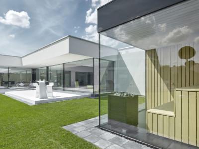 Rahmenlose Fenster von Lebsack