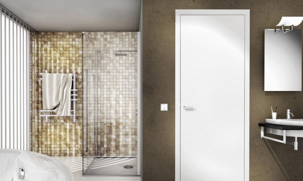 Innentür Wohnung Badezimmer