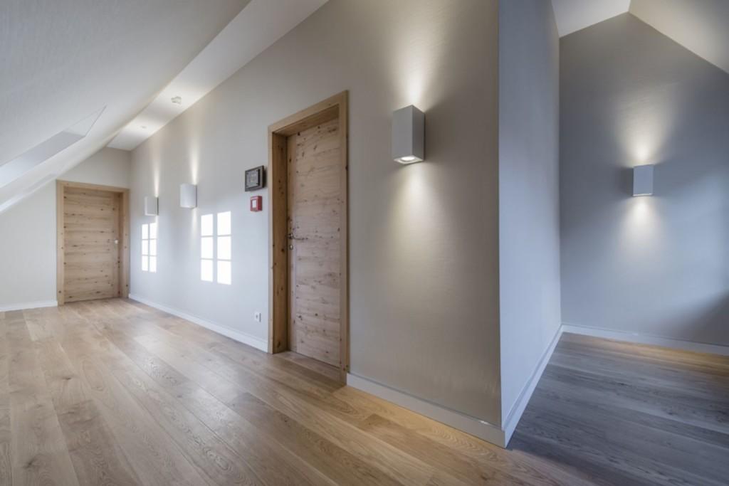Wohnungstür Holz