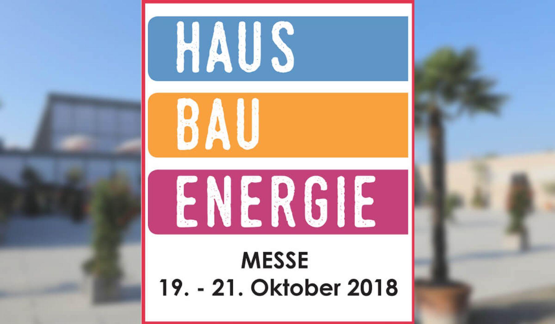 Teaser Haus Bau Energie 2018