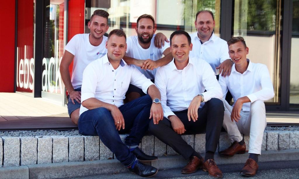 Teambild Lebsack und Söhne