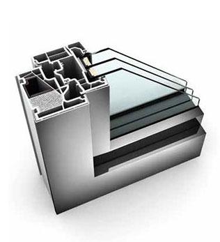Internorm Fenster 3fach Verglasung