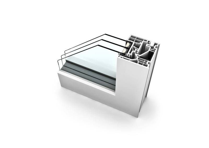 Internorm Fenster 3fach-Verglasung