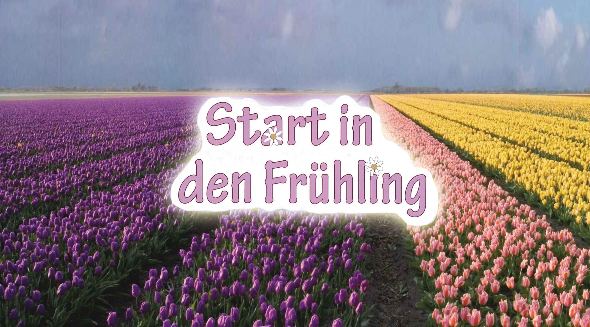 Start in den Frühling Ingelfingen 8. März