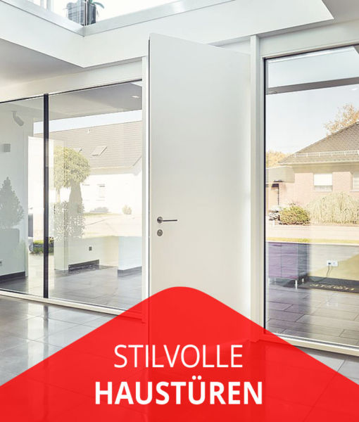 Stilvolle Haustüren von Lebsack in Ingelfingen