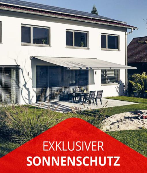 Exklusiver Sonnenschutz Lebsack in Ingelfingen