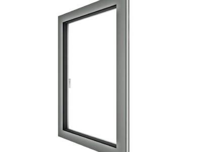 KF320 Kunststoff-Fenster