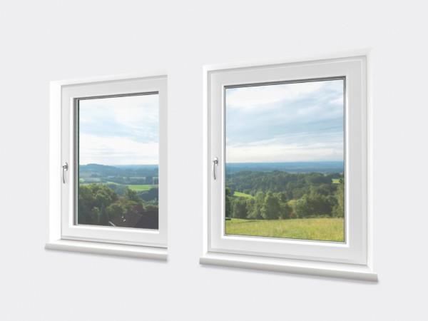 KF410 Kunststoff-Fenster