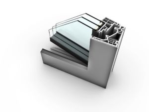 KF 520 Kunststofffenster