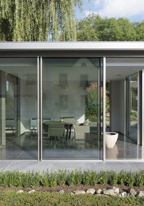 Glasshouse Sonnenschutz
