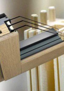 Holzarten bei Fenster und Türen